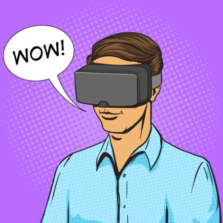 La réalité virtuelle décroche l'or ! – Interview d'Isabelle Goisbault (Stratégir), lauréate du Trophée Or du marketing dans la catégorie Etudes.