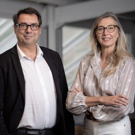 ITWP, société mère de Toluna, achète Harris Interactive Europe à Nielsen – Interview de Nathalie Perrio-Combeaux et Patrick Van Bloeme
