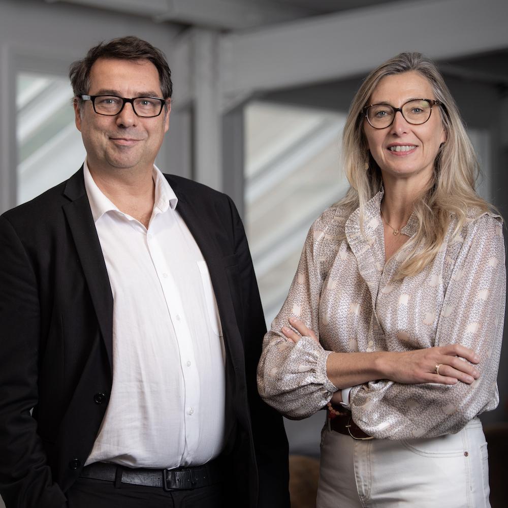 Interview Toluna Start avec Patrick Van Bloeme et Nathalie Perrio-Combeaux (Toluna - Harris Interactive)