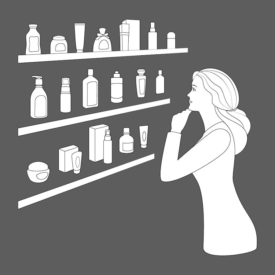 Etude du marché des soins capillaires en pharmacie
