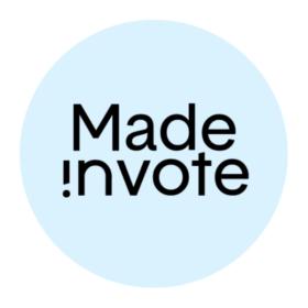 Logo MadeInVote