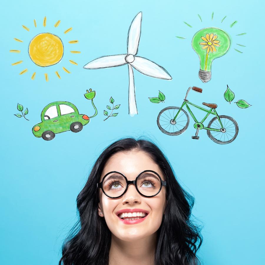 L'observatoire de la transition écologique - étude Future Thinking