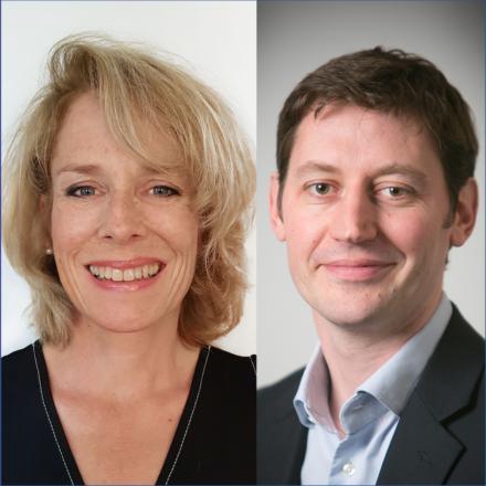 Karen Gombault et Olivier Blanchet prennent la direction Monde de PRS IN VIVO