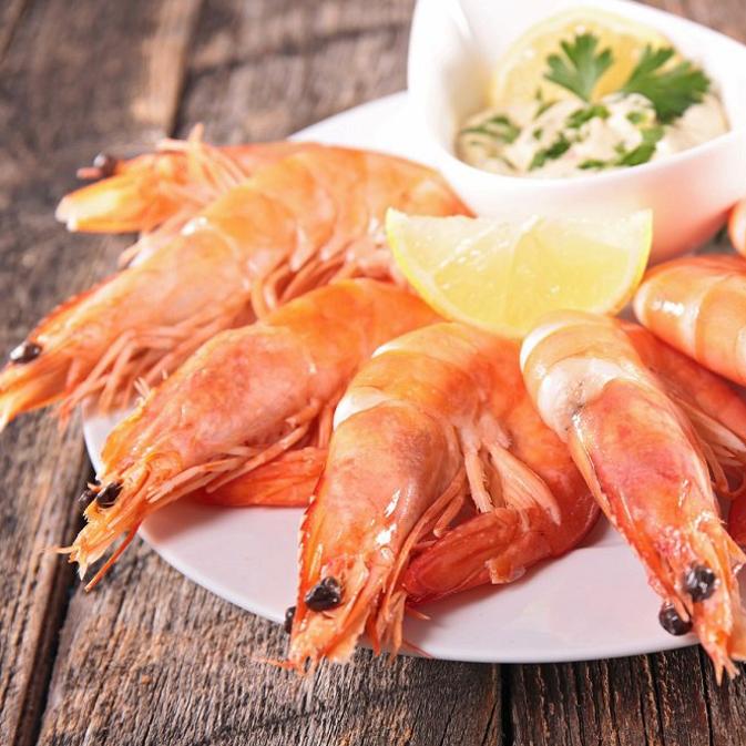 Etude du marché des crevettes - Arcane Research
