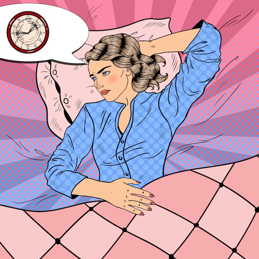 Etude Arcane - Troubles du sommeil et Insomnies