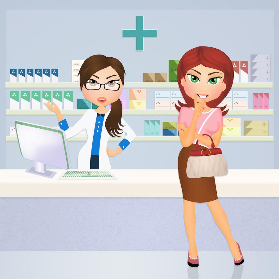 Etude Arcane Research - Shopper produits d'hygiène en pharmacie et parapharmacie