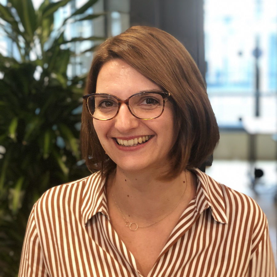Céline Labroye - directrice du pôle Customer Success Alida France