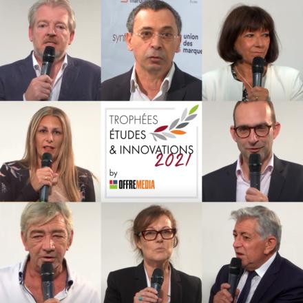 Trophées Etudes et Innovations : le palmarès et les tendances de l'édition 2021
