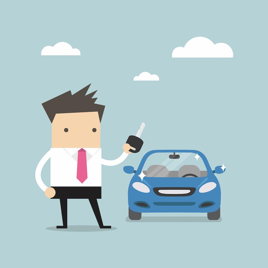 Etude Arcane : distribution automobile