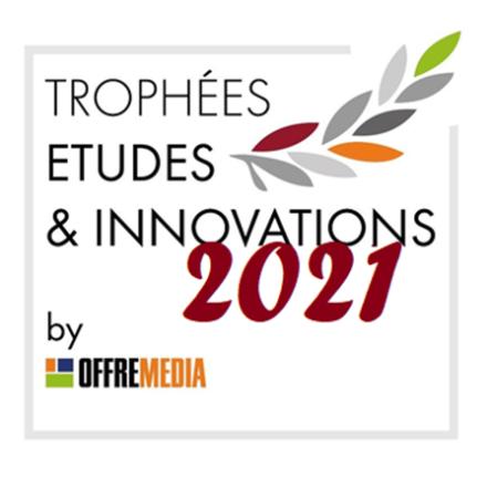 Trophées Etudes & Innovation 2021 : le palmarès 2021