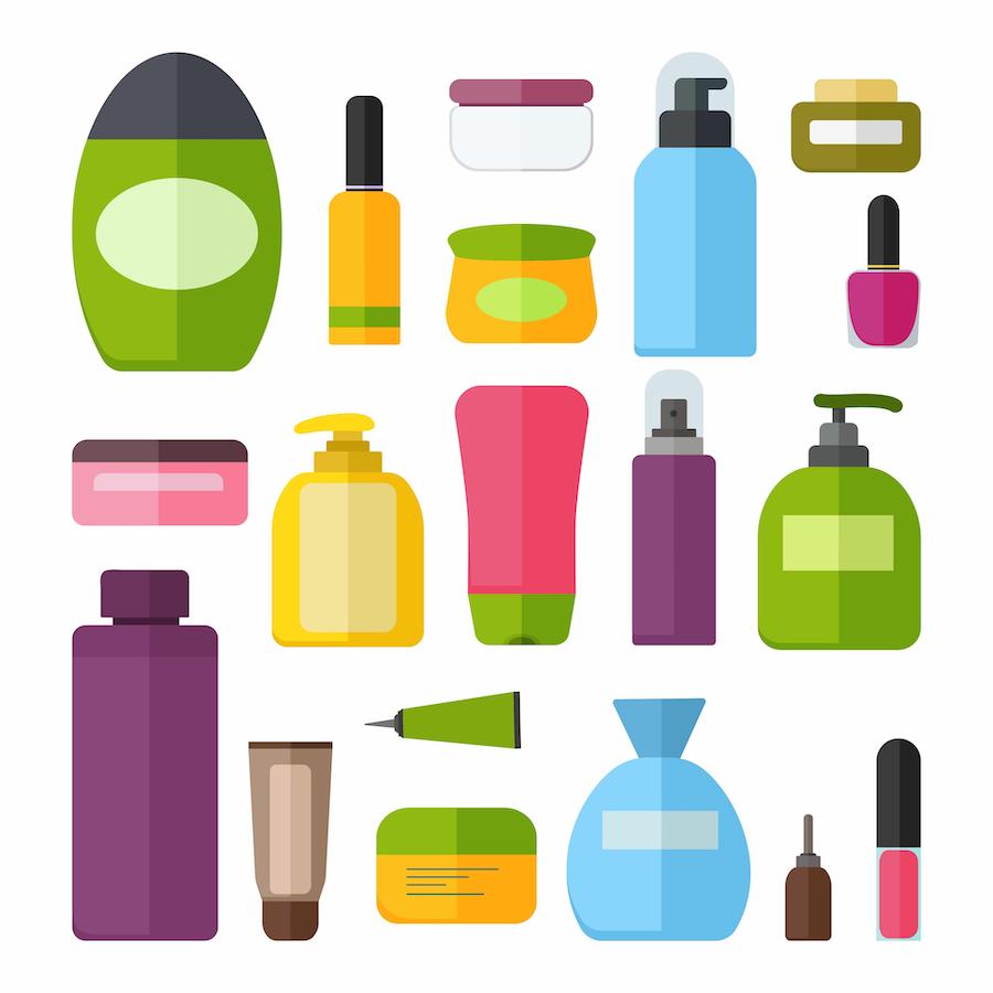 Etude Arcane : les déchets plastiques dans le domaine hygiène-beauté