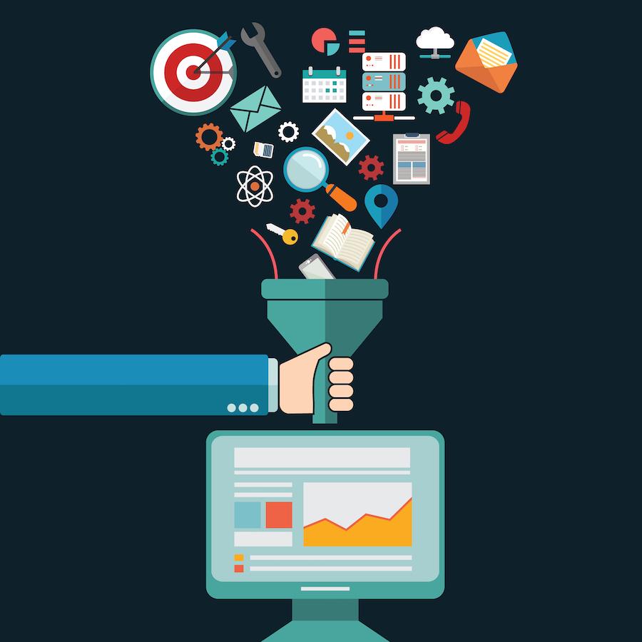 Strategir, l'hybridation des données